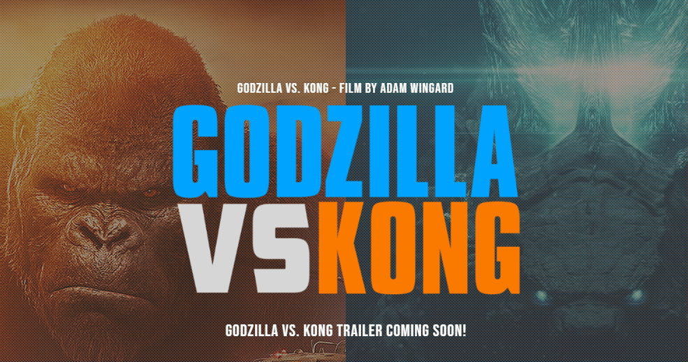 For Official Accurate Updates On Godzilla Vs Kong The Movie By Adam Wingard The Release Date For Godzilla Vs Kong Is Curr In 2021 Godzilla Godzilla Vs Kong Movie