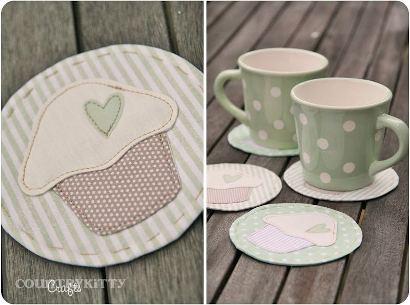 simple and cute coaster