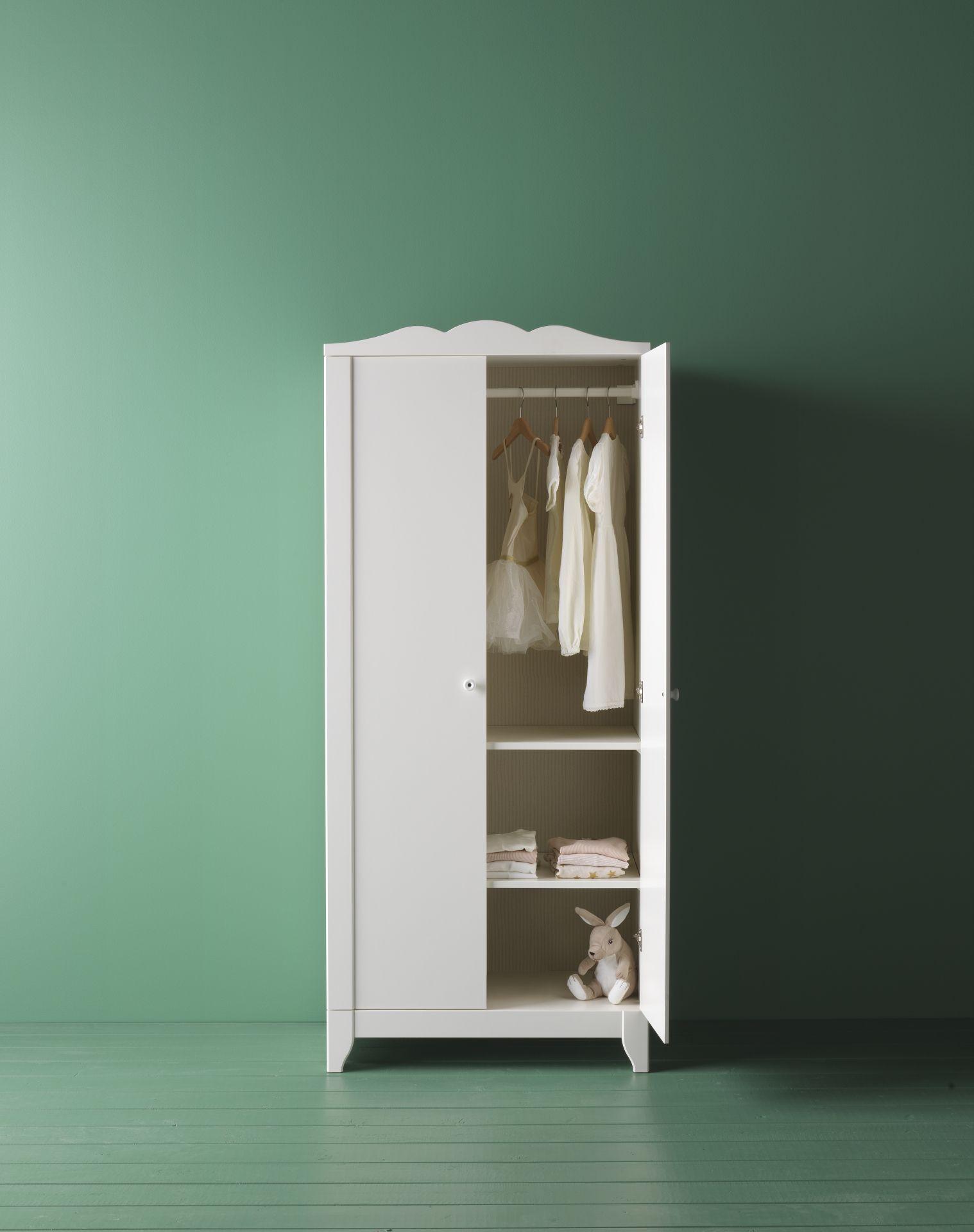 HENSVIK Garderobekast, wit | For the Home | Pinterest