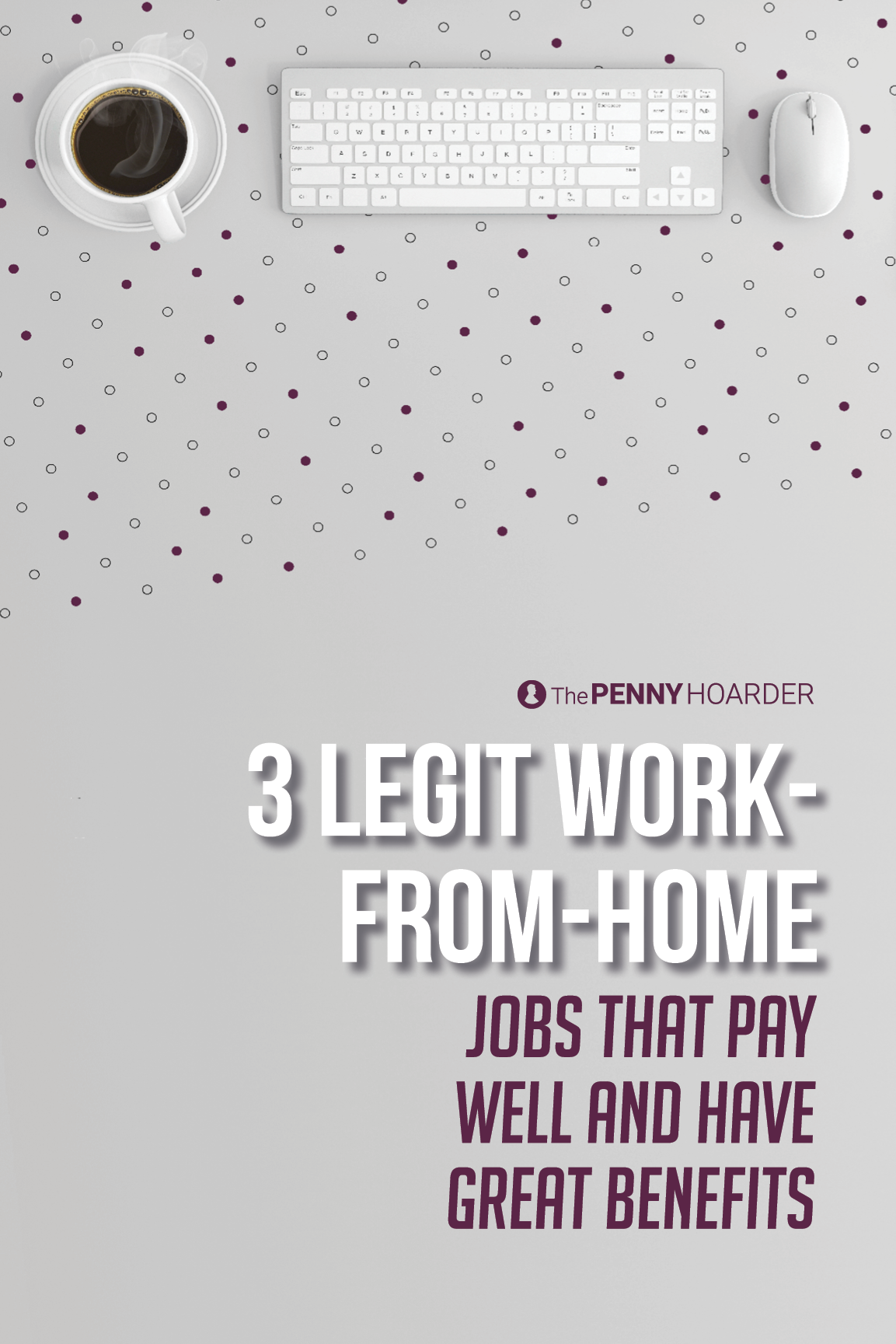 Here\'s your weekly dose of work-from-home jobs! We found three open ...