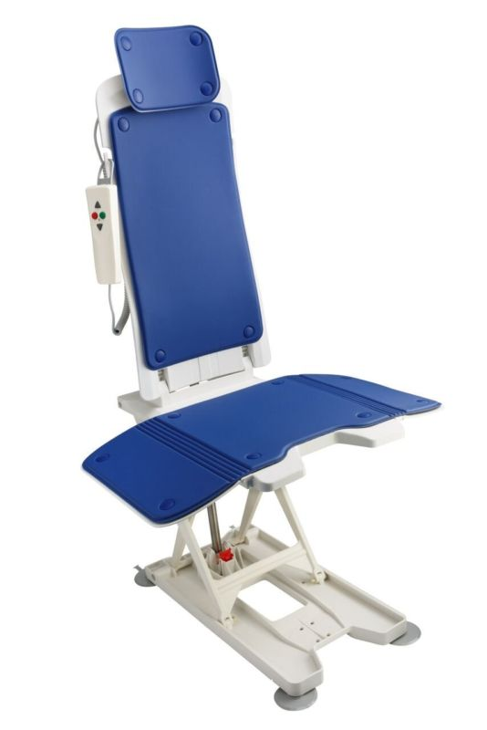 Transfer Boards And Benches: Adirmed Ultra Quiet Automatic (Battery  Powered) Bath Lift Chair. Handicap ...