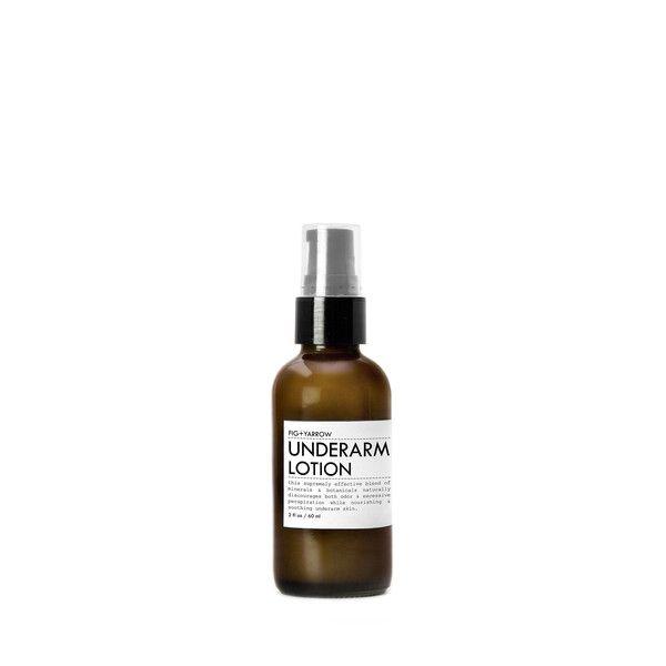Underarm Lotion Lotion Natural Deodorant Natural Hand Sanitizer