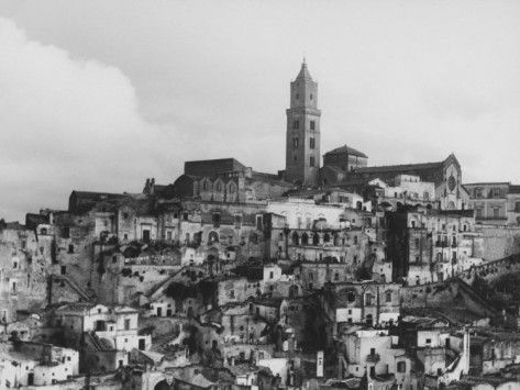 The Rocks of Matera Photographic Print by A. Villani - AllPosters.ca