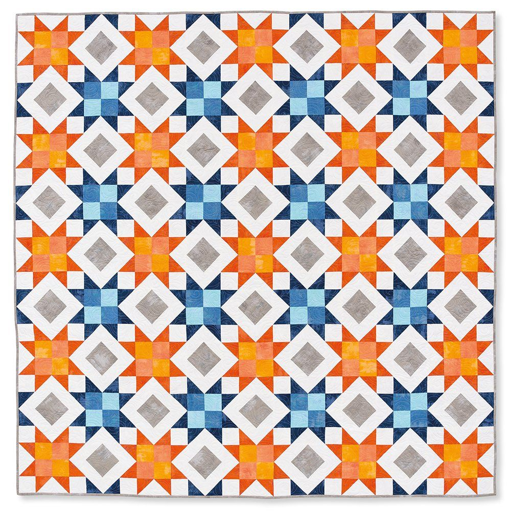 Block-Buster Quilts - I Love Star Blocks: 16 Quilts from an All-Time Favorite Block: Karen M. Burns: 9781604688566: AmazonSmile: Books