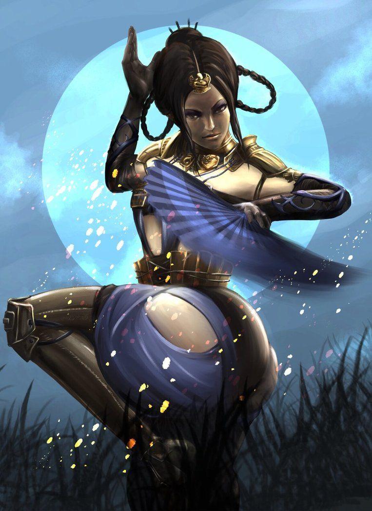 Rain 3D on Mortal-Kombat-Fans - DeviantArt