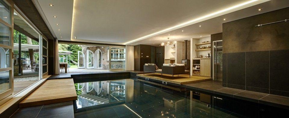 Stephen Versteegh - Poolhouse Renovatie - Luxe poolhouse met wellness