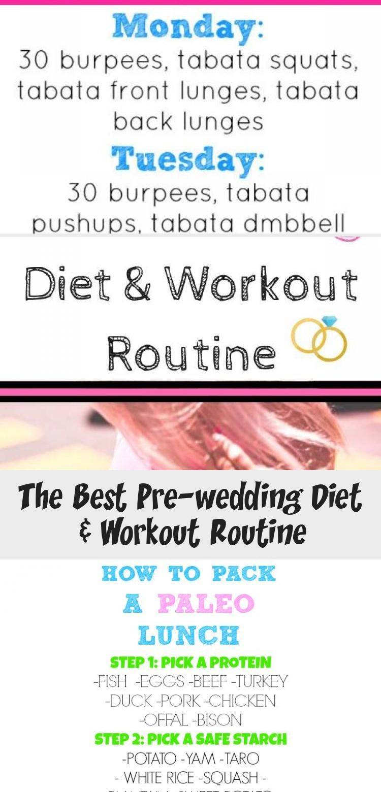 Pre Wedding Diet And Workout Routine Get Into Shape For The Big Day With My Healthy Diet And Workout Tips Bride In 2020 Wedding Diet Best Diets Healthy Diet Recipes