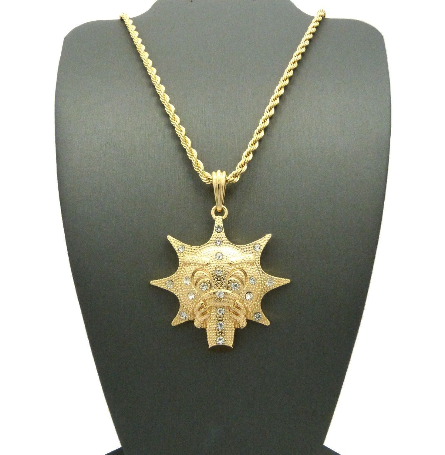 supper com last micro set pendent baby angel rc hiphopcloset and chains gold