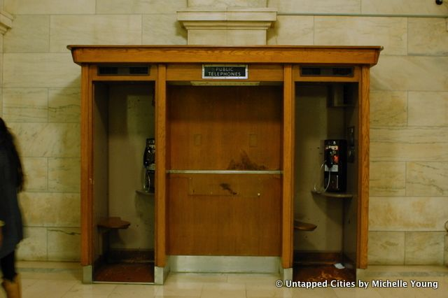 7 of NYC's Last Surviving Old-Fashioned Vintage Phone Booths
