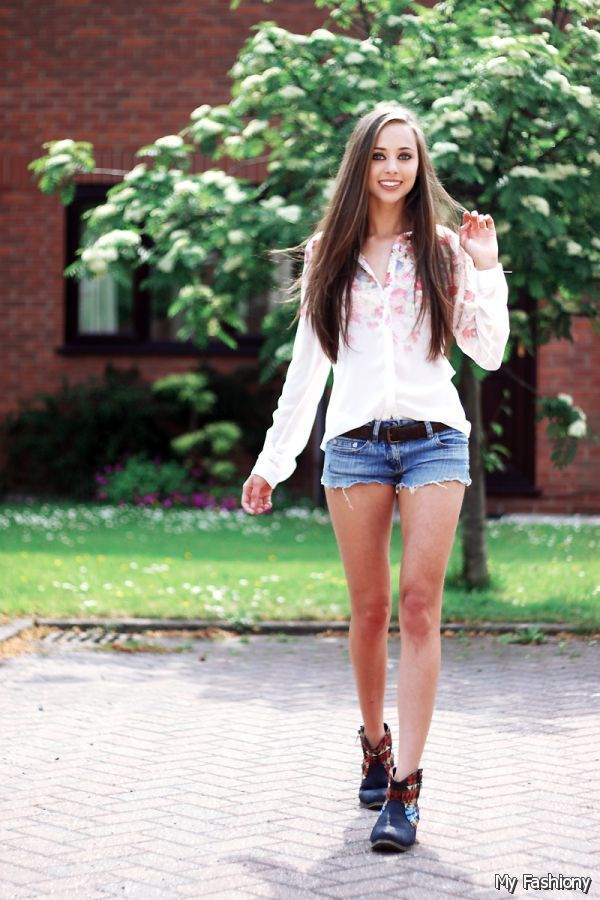 Summer Clothes For Teenage Girls   A+ Style   Fashion ...