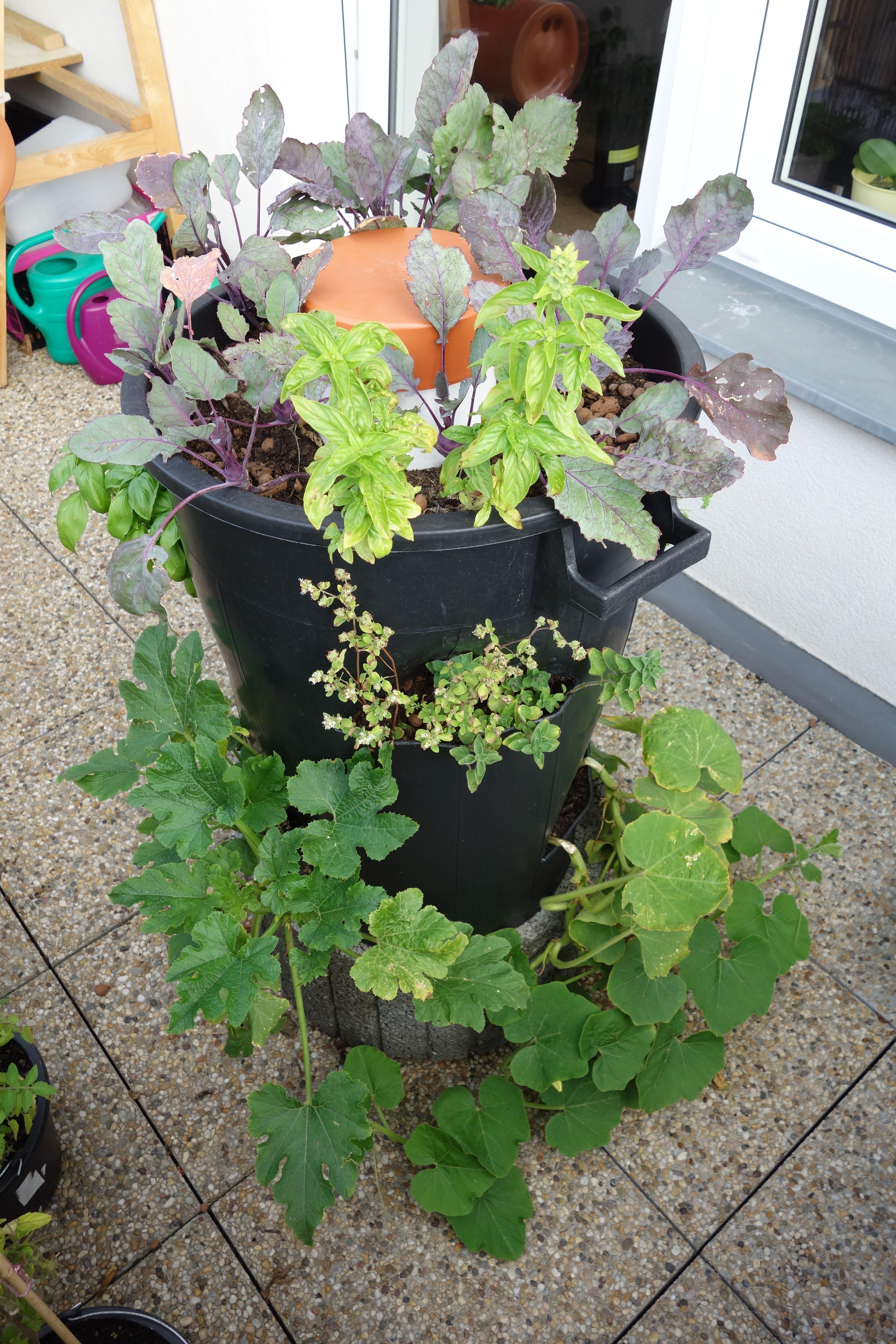 balkónový kompostér