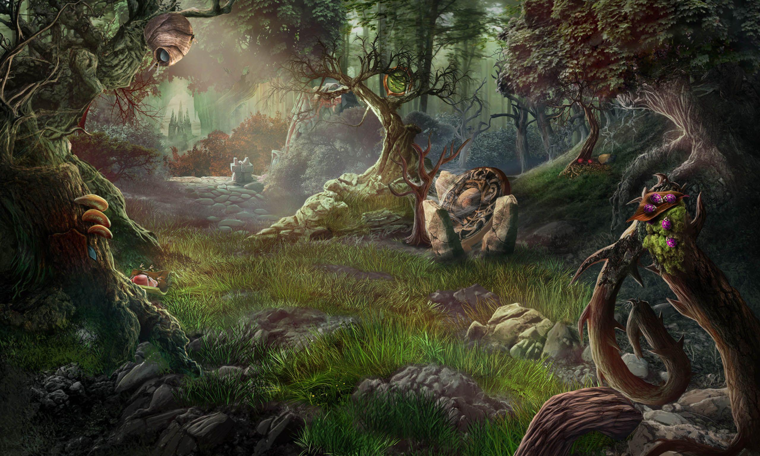 #forest #way #rocks #rock #snail #tree #wierd #wild #art #gamedev #gameart #gamedevelopmentart #gaming #game #madheadgames