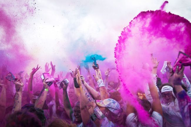 1000 images about color run on pinterest runners powder and the race - Poudre Color Run