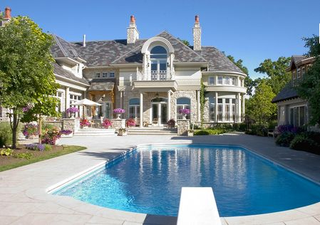 Homes Of The Rich And Famous Los Angeles Jspace Guide Mansions Swimming Pool House Swimming Pool Designs