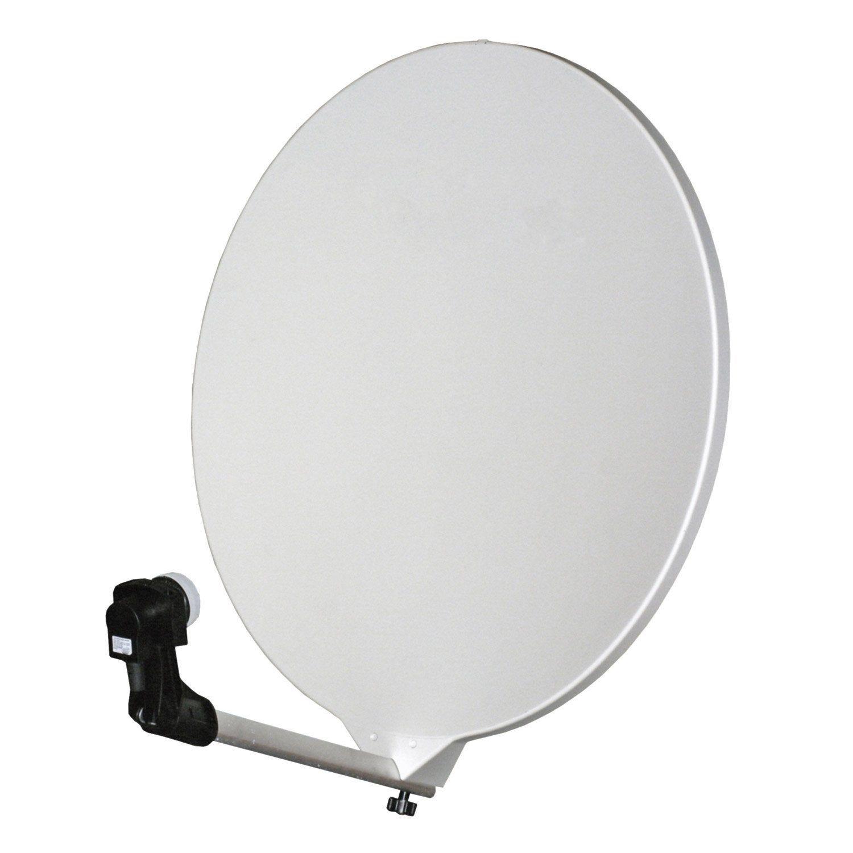 Antenne Satellite Parabolique Fibre Composite 70 Cm Elap In