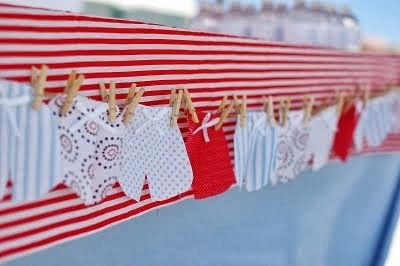 Almacen de Decoración: Ideas para Baby Shower
