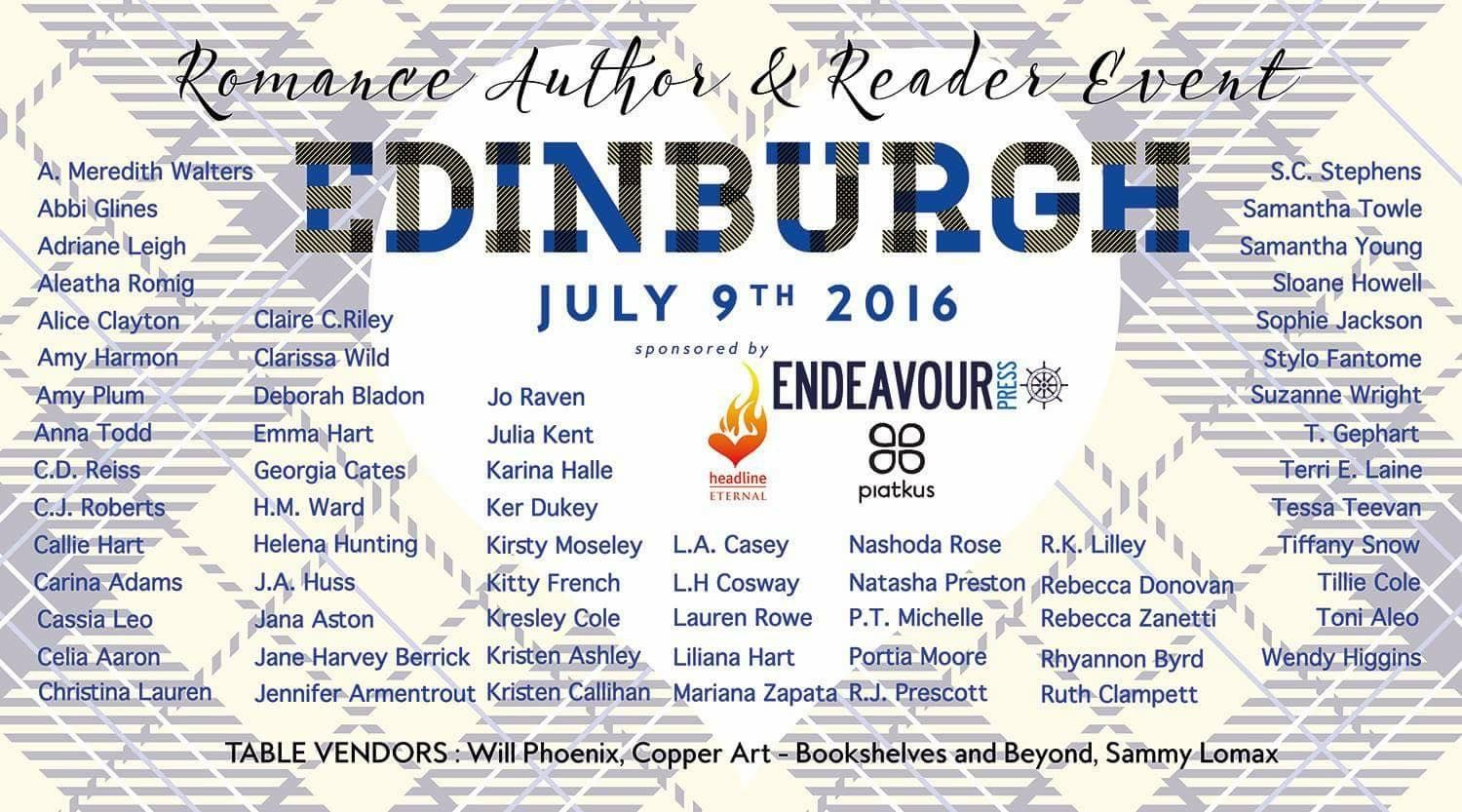Book Crazy: My Time At The Romance Author & Reader Event 2016!