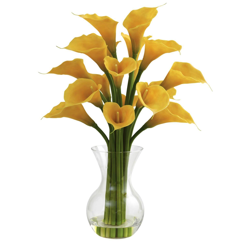 Galla Calla Lily w/Vase Arrangement