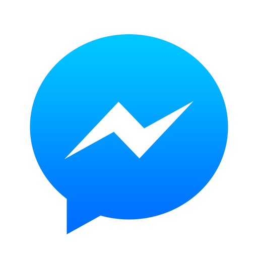 Facebook Messenger app icon Ios icon, Facebook messenger