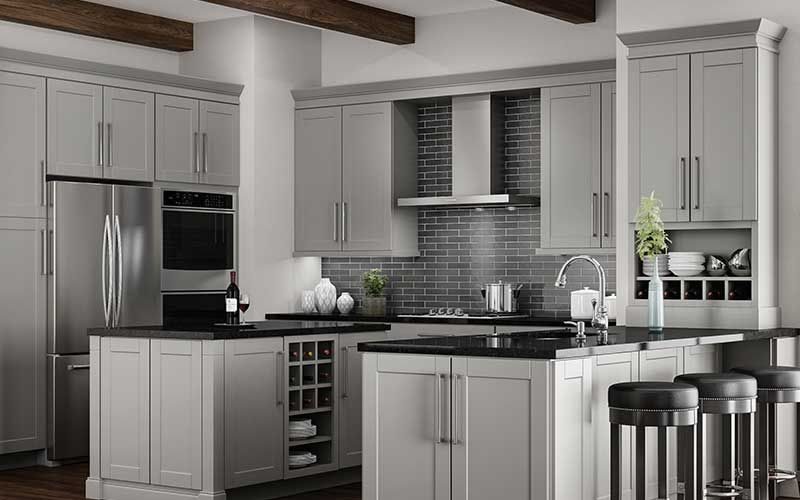 hampton bay kitchen designer series collection cabinets rh br pinterest com