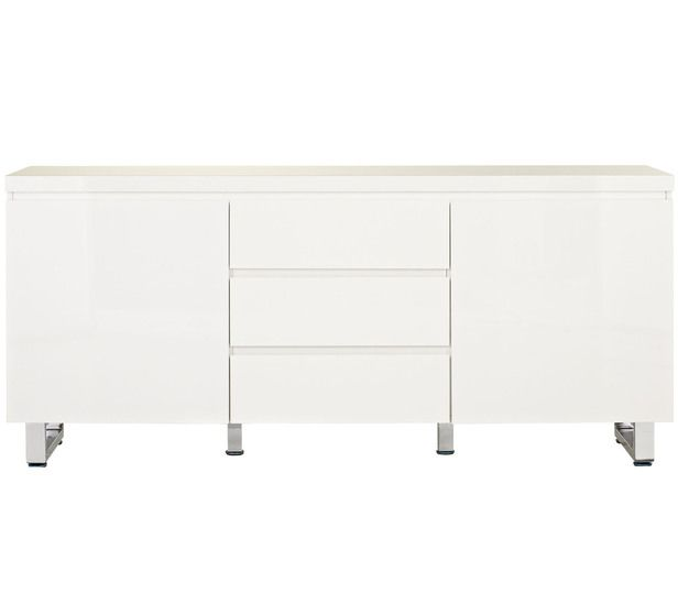 white tv unit 499 fantastic furniture 166cm wide vogue 2 door rh pinterest com