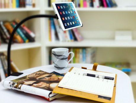 10 best tablet ipad holders mounts and stands good ideas ipad rh pinterest com