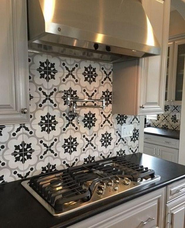 Tile Backsplash Kitchen Ideas20 kitchen