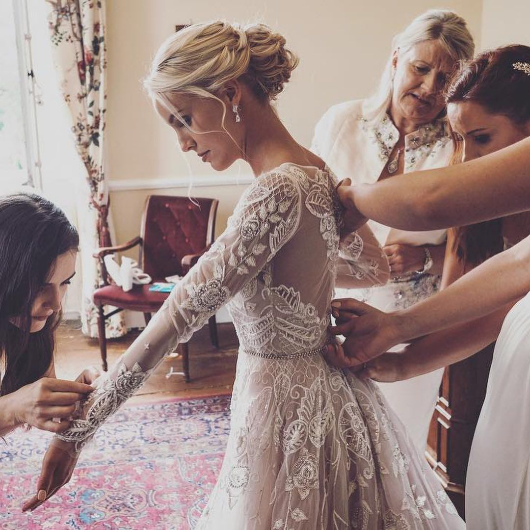 The Wedding Bliss On Instagram Love Everything About This