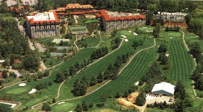 Grove Park Inn Donald Ross Golf Course Asheville Nc Grove Park Inn Asheville Grove Park