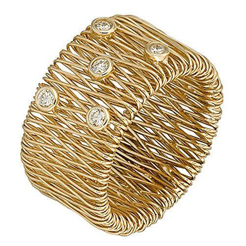 Pin von Maria D auf Edel Schmuck  Rings Golden jewelry