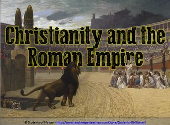 the reasons for the rise of christianity in the early roman empire The eastern roman empire lasted another thousand years after the fall of the western empire the persecution of christians began early and continued reasons for the rise of christianity.