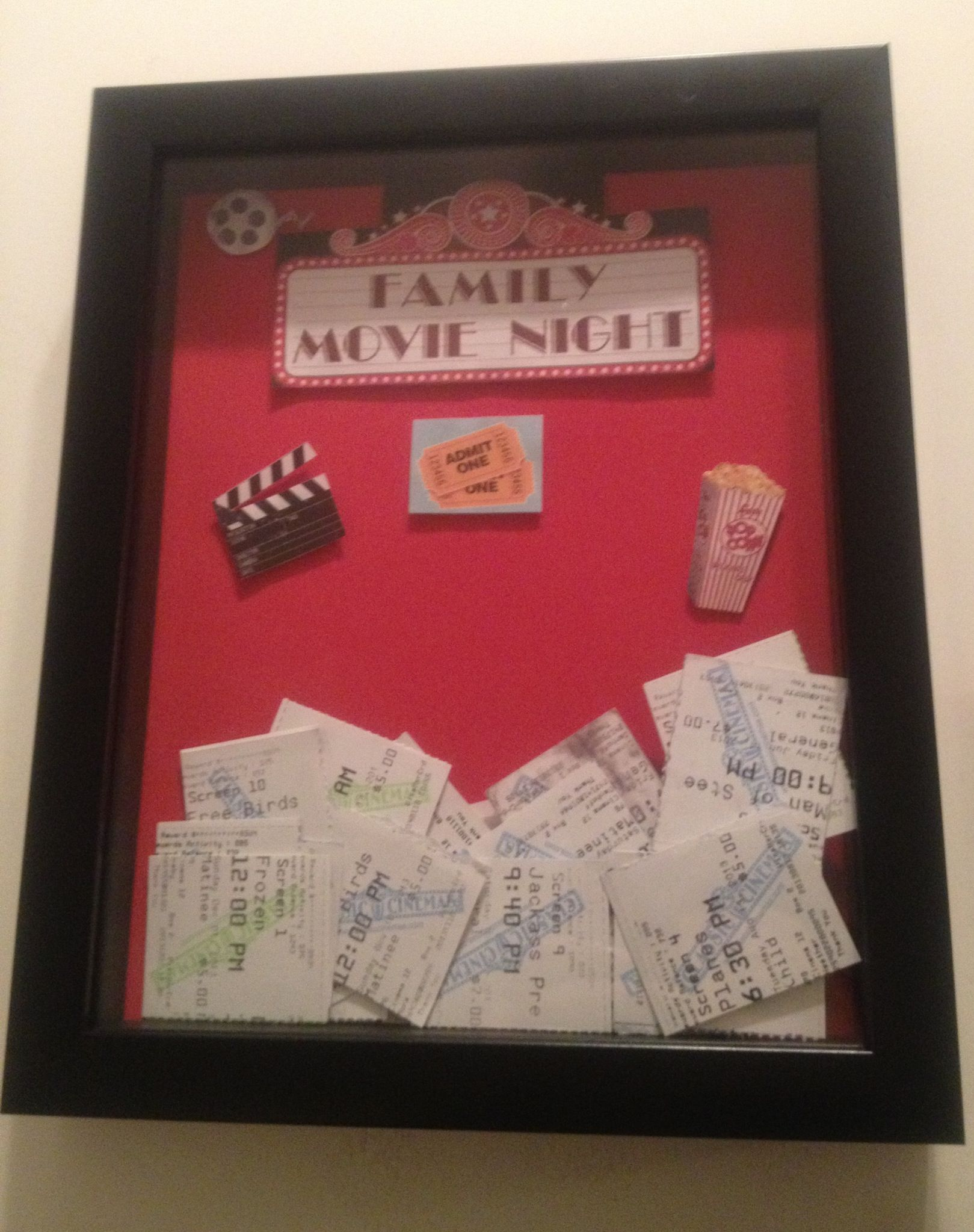 movie ticket stub wedding invitation%0A What to do with all of your movie ticket stubs