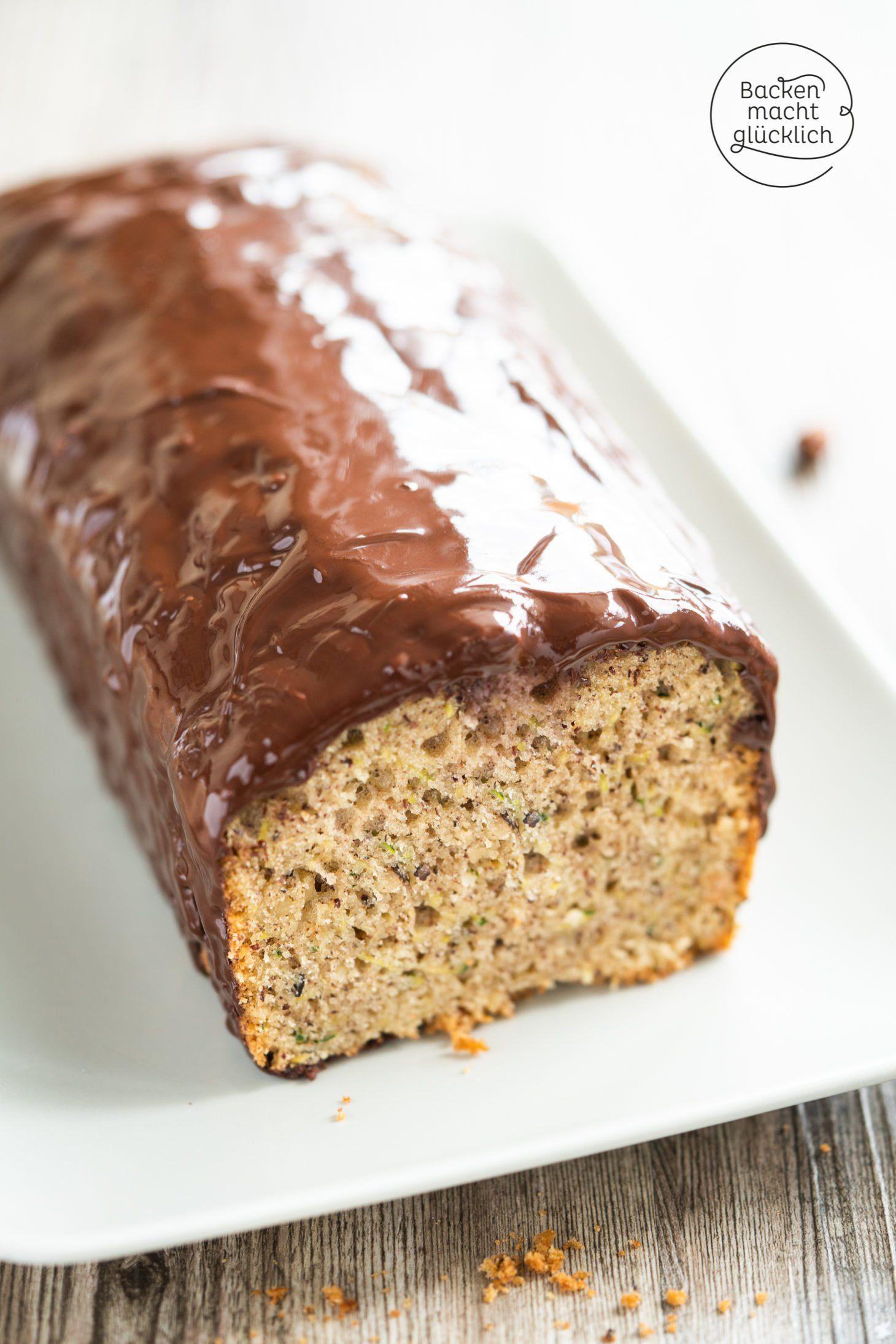 Saftiger Zucchini Nuss Kuchen Backen Macht Glucklich Rezept Zucchini Kuchen Kuchen Ohne Backen Susse Kuchen