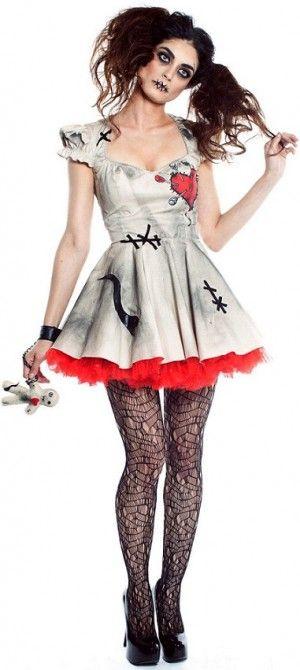 disfraces chica halloween