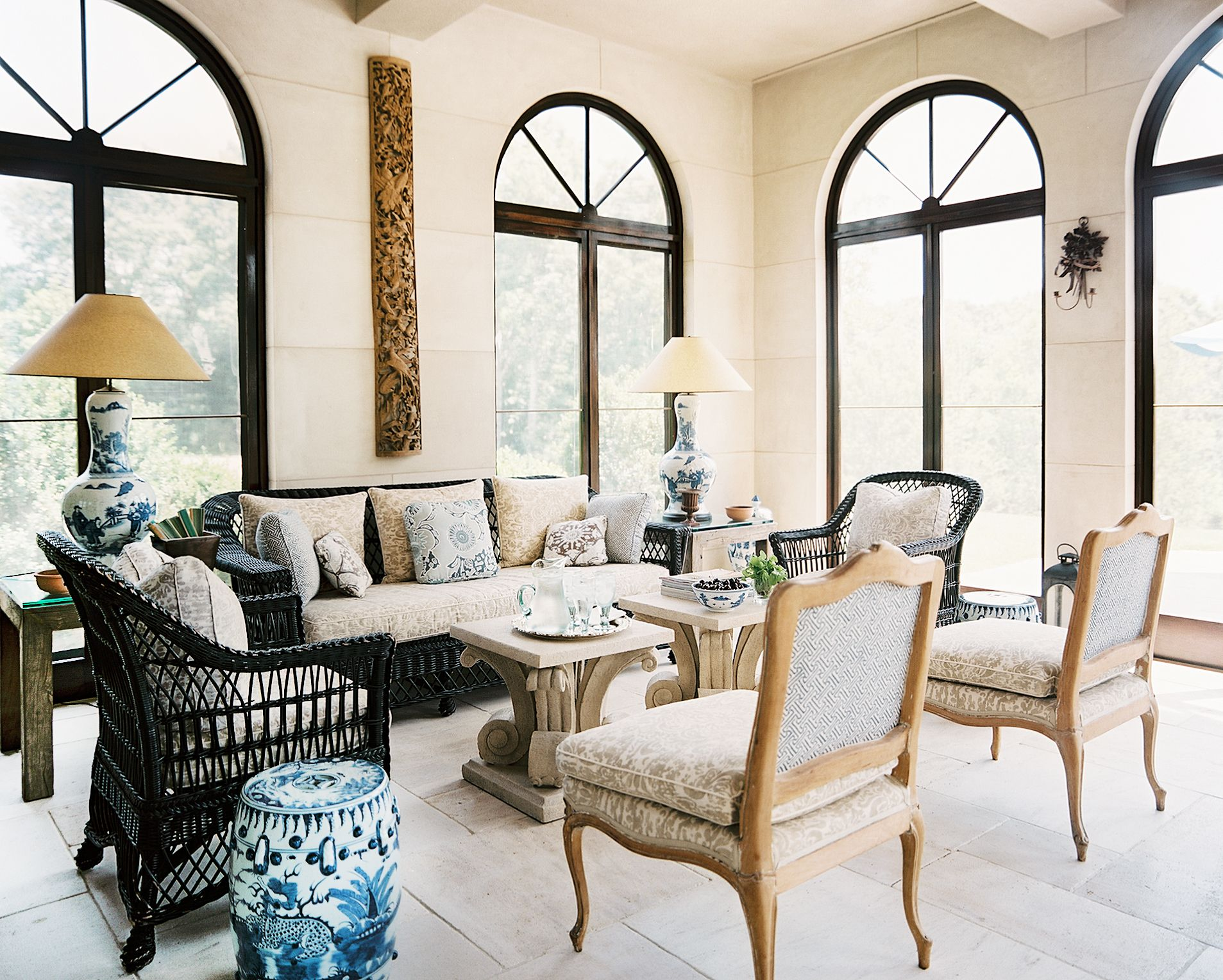 Home Tour Inside a Classical Hamptons Mansion