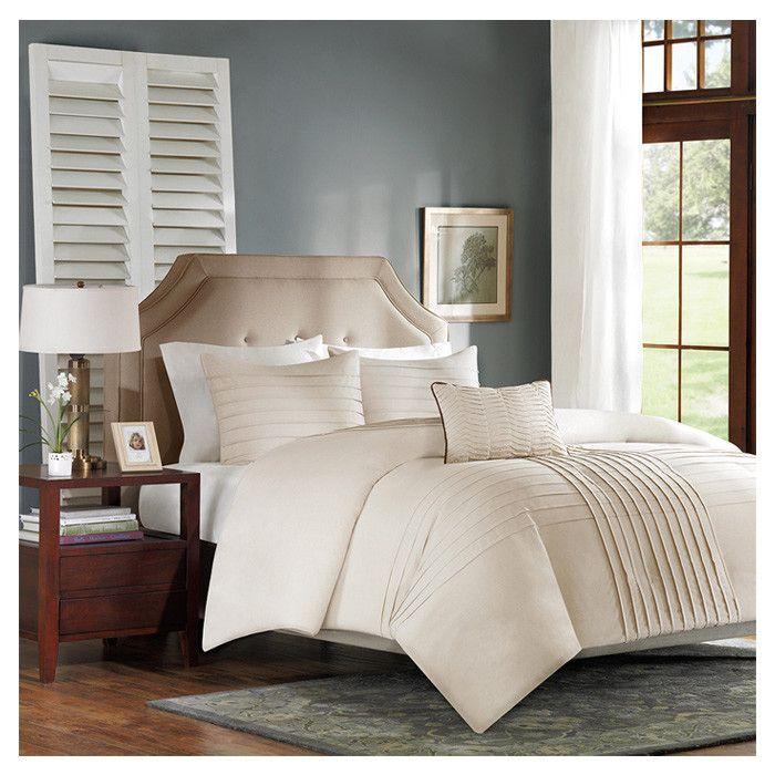 4 Piece Caelie Comforter Set Duvet Sets Comforter Sets Duvet Cover Sets