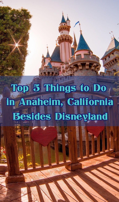 what to do in anaheim besides disneyland usa travel disneyland rh pinterest com