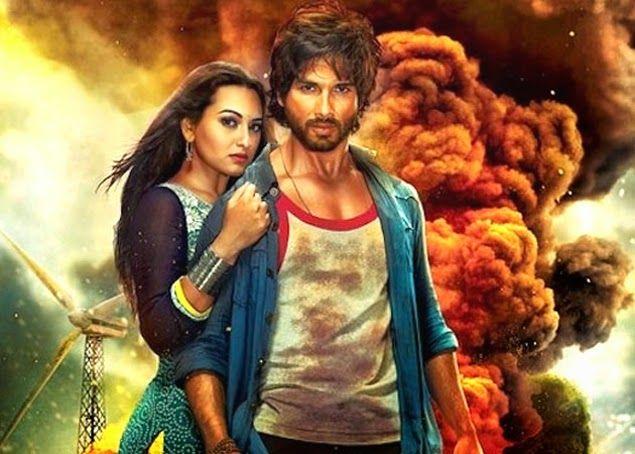 Best Song Download R... Rajkumar movie songs info: Movie: R... Rajkumar Starring: Shahid Kapur, Shunakshi Sinha Songs: audio+video ...