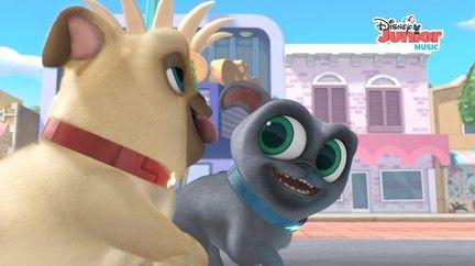 Watch Puppy Dog Pals TV Show Disney Junior on DisneyNOW