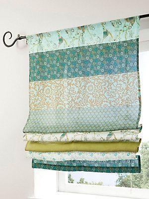 Schone Vintage Raffrolos Gardinen Pinterest Gardinen Vorhange