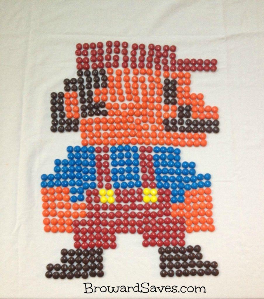Mario pixel art! #FueledbyMM #shop #cbias