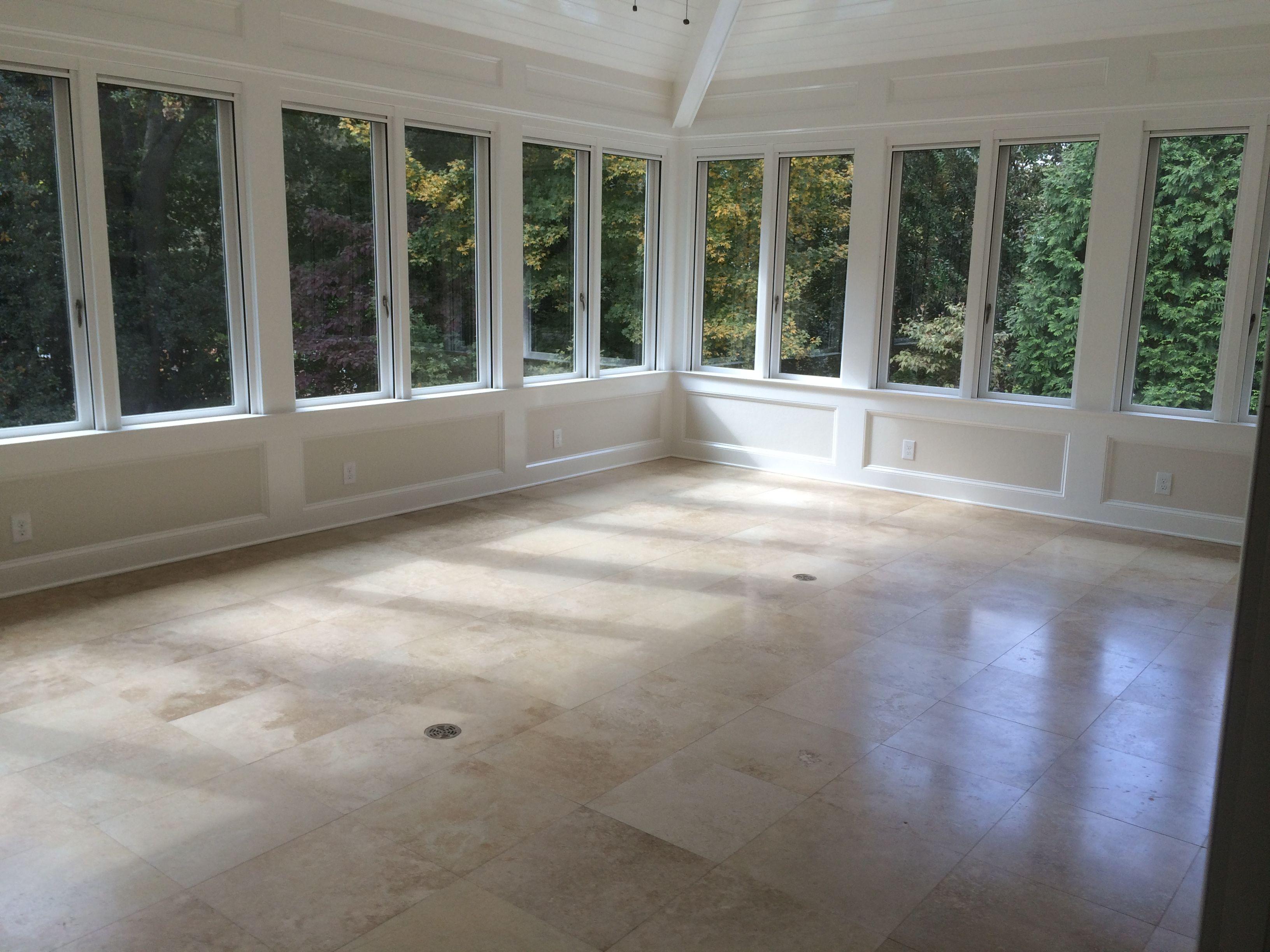 Sunporch W Kolbe Casement Windows Pci Home Ideas In 2019 Porch Decorating Sunroom Three