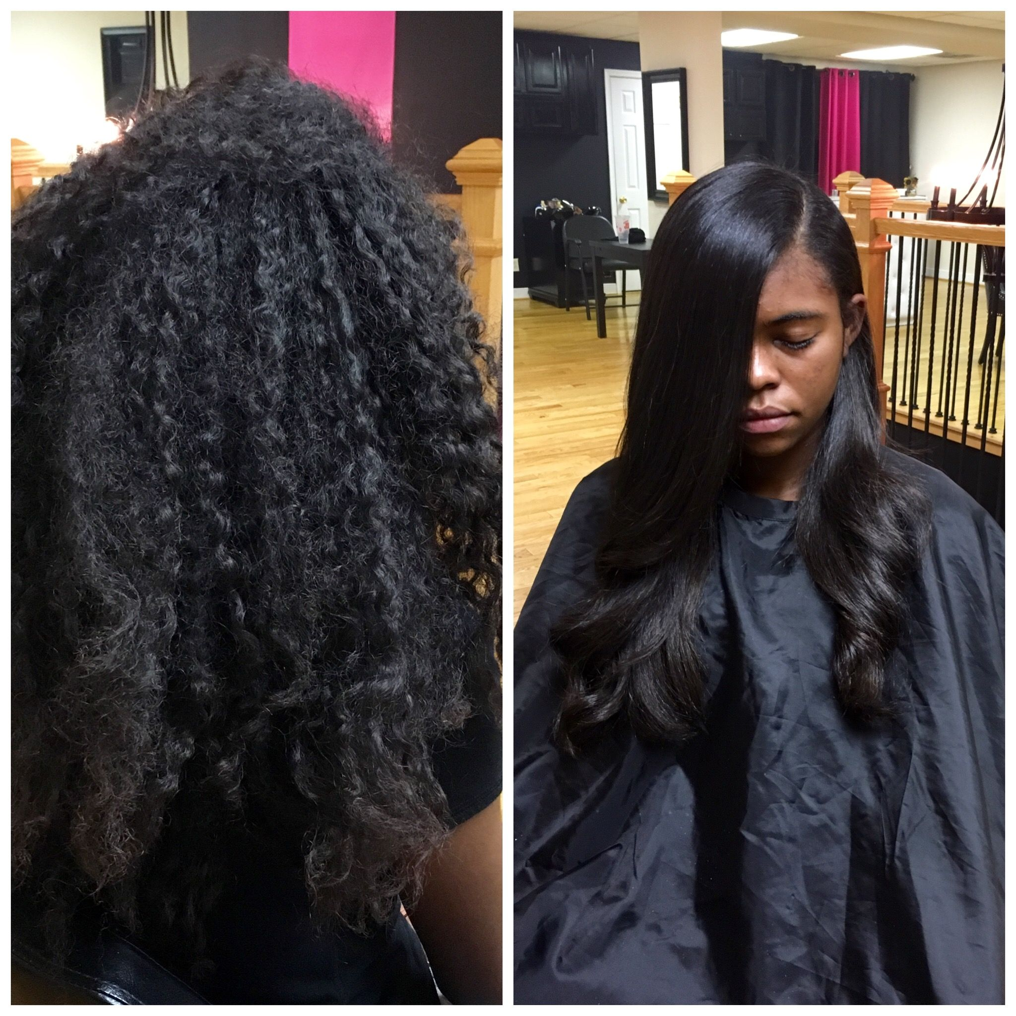 Natural Hair Salons Towson