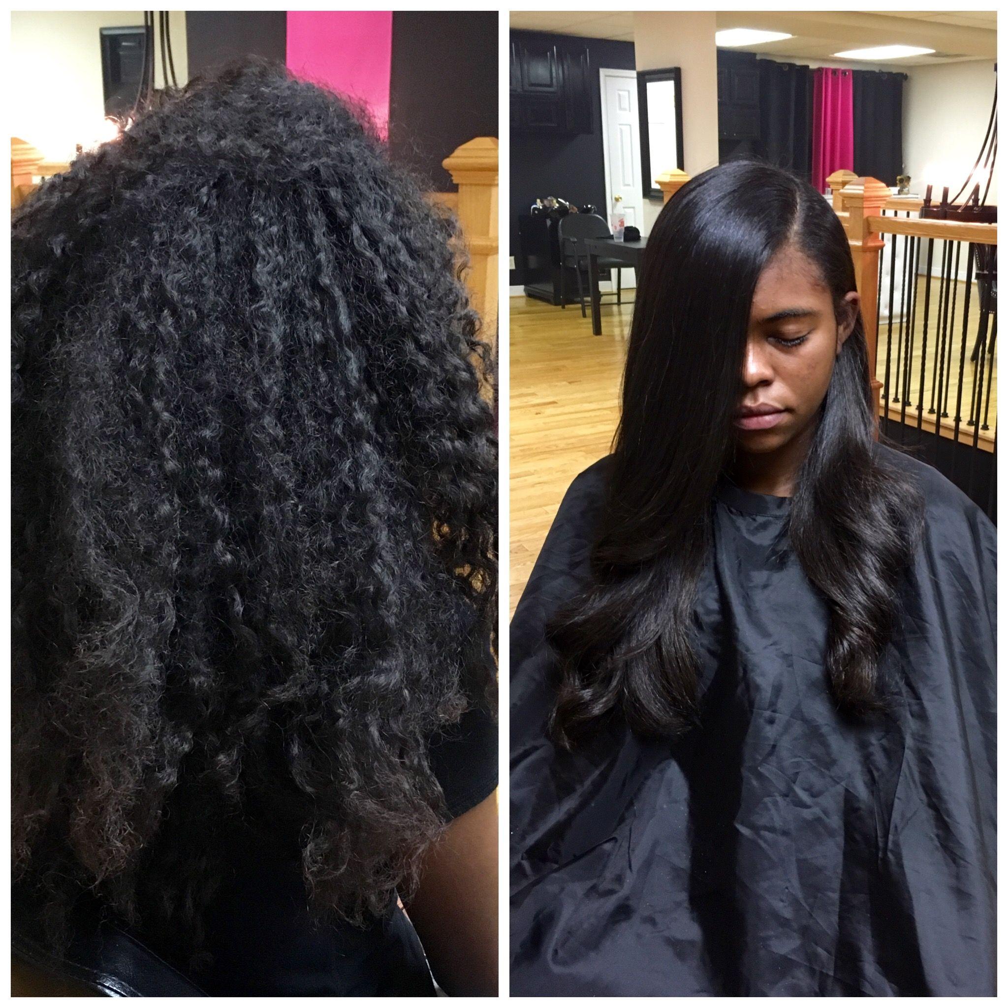 Natural Hair Silk Press 11e Chesapeake Ave Towson Md Pinkandblackhairstudio Com Natural Hair Silk Silk Press Natural Hair Hair Styles