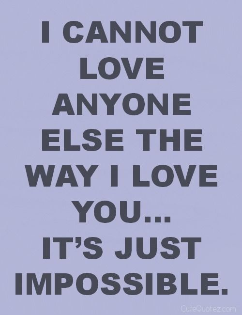 Love Quotes About Her Irresistible Romantic Love Quotes For Him & Her  Mi  Pinterest