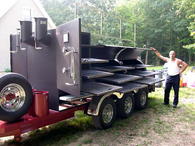 BBQ PITS BY KLOSE - HOUSTON, TX | BBQ smokers | Pinterest | Parrilla ...