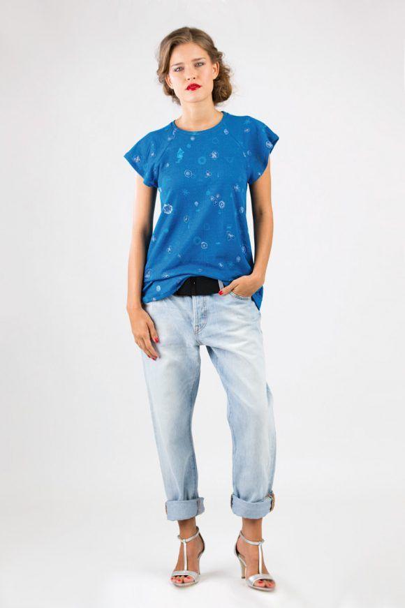 Schnittmuster Shirt & Kleid Laisa [Digital]   Sewing ideas