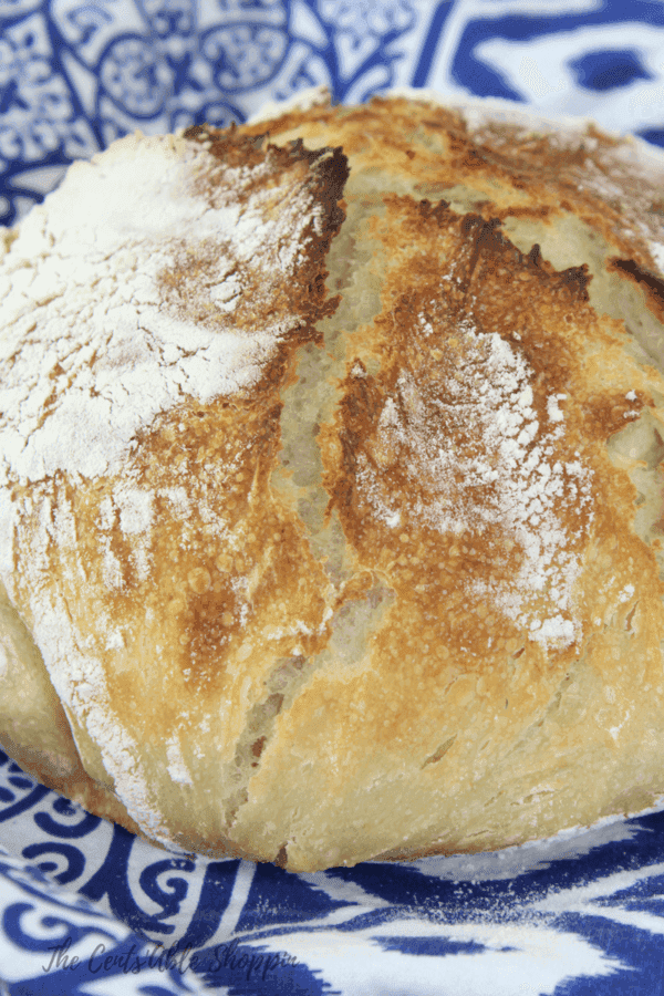 A Delicious Loaf Of Homemade Sourdough Bread With Just 4 Ingredients Including Raw Milk Kefir Milk Kefir Recipes Kefir Recipes Raw Milk Recipes
