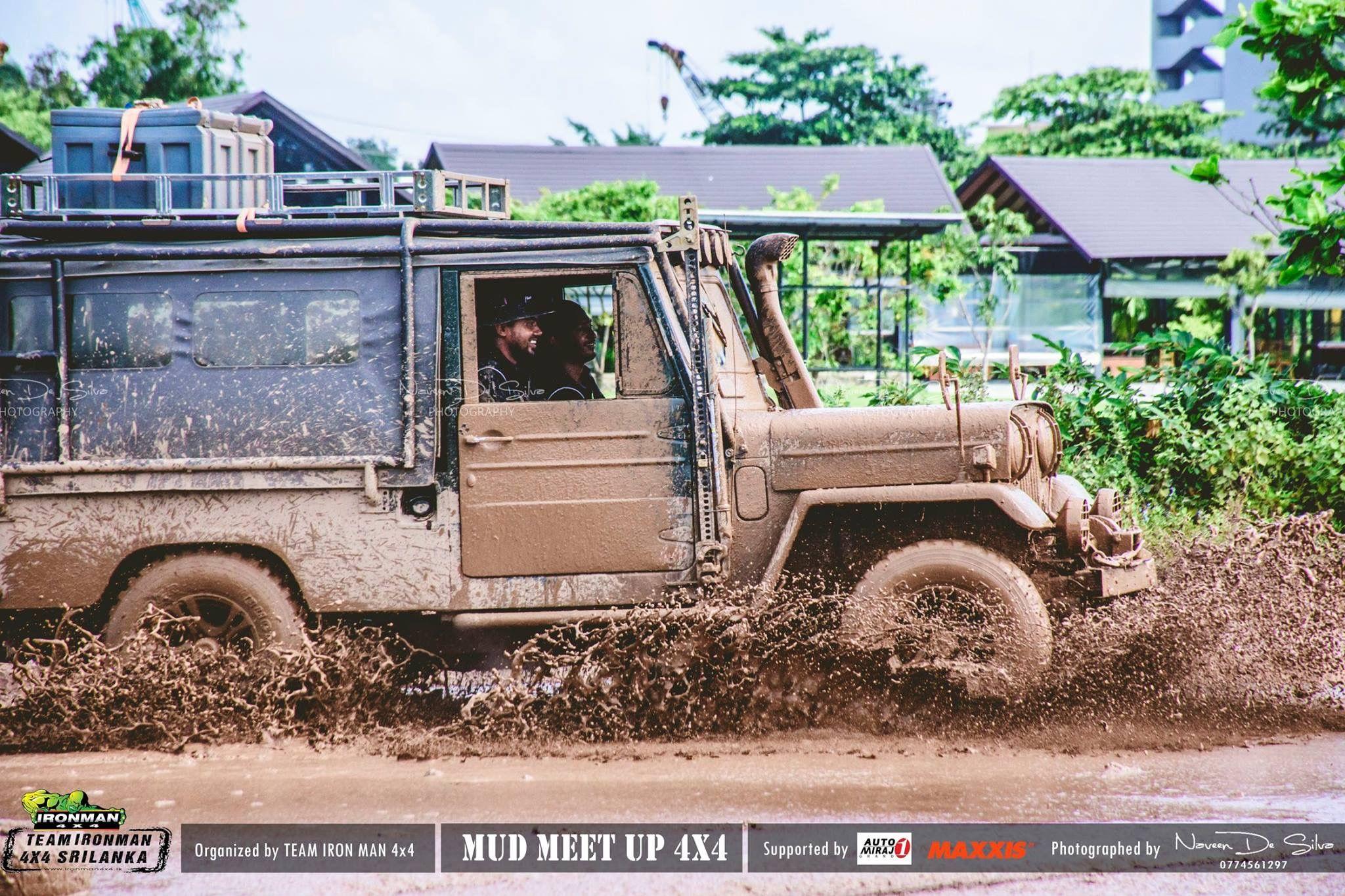 Pin By Barana Sandakelum On Mitsubishi J44 Jeep Jeep Monster Trucks Trucks