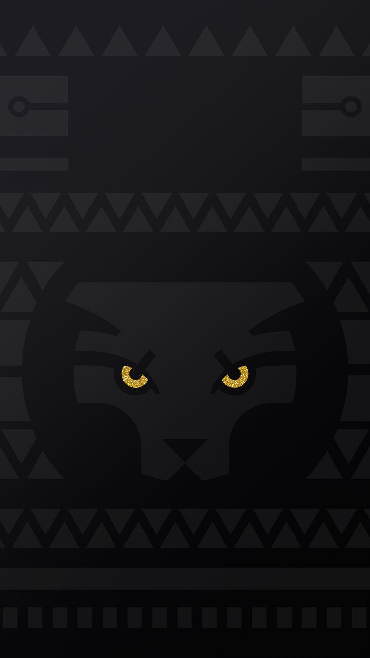 Black Panther Black Panther Marvel Iphone Wallpaper Marvel Wallpaper